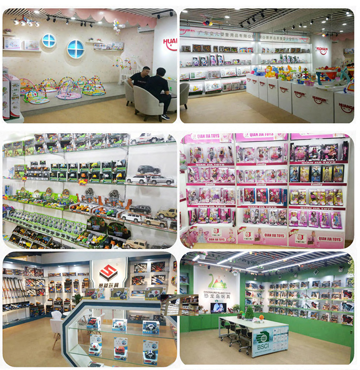 Toy show room in china