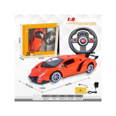 Hot Selling Remote control car  RC simulation car (lamborghini - poison)