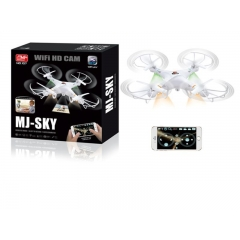 Hot Selling Remote control Drone WIFI real time transport  (with camera)