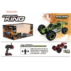 High speed RC Rock Crawler Climbing car