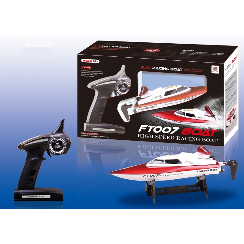 High quality 2.4G RC Racing boat
