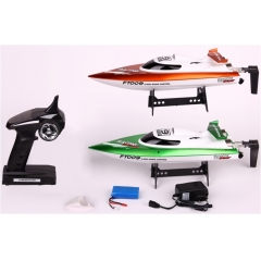 Hottest 2.4G 4CH RC remote control High speed racing boat