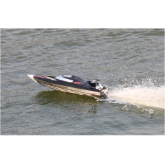 Hot sales 2.4G Brushless R/C Remote Control Racing Boat