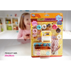 Doughnut Cash register for Girls