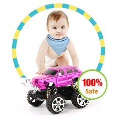 New Plastic toy  pull back/Friction car Mini Monster Trucks Pull back car