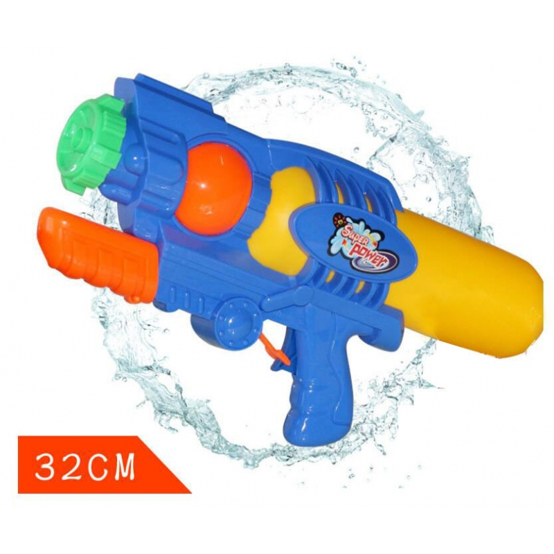 Hand pump water gun  Blue Orange green 3 color