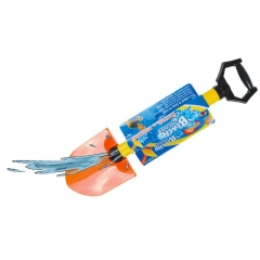 kids beach toys 2 in 1 water gun and beach tool
