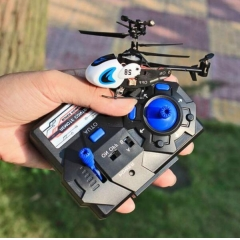 Hot Selling 2CH Mini RC Helicopter, The smallest Helicopter in the world