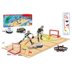 Battery ice hockey Suite toys