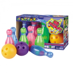 Bowling game toys